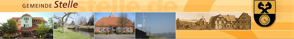 Header-Grafik Gemeinde Stelle